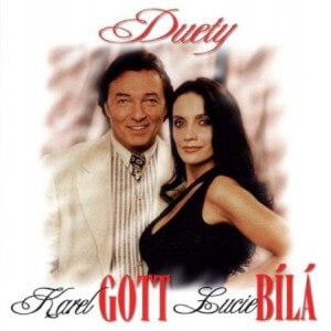 Album Duety - Karel Gott a Lucie Bílá