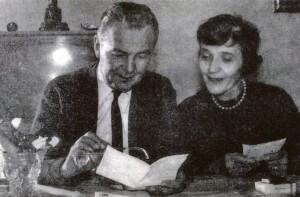 Matka a otec, Karel Gott rodiče