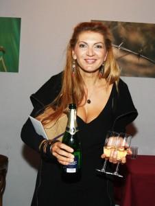 Martina Formanová a Karel Gott foto