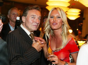 Karel Gott a Simona Krainová