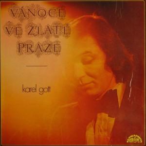 album Vánoce ve zlaté Praze, Supraphon 1969