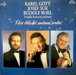 Karel Gott - Věci blízké mému srdci