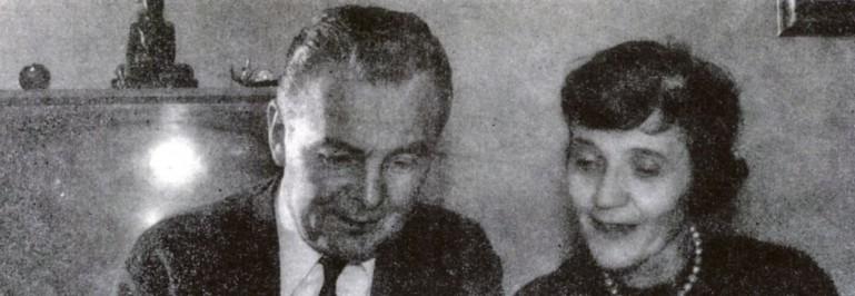 Matka a otec, rodiče Karla Gotta